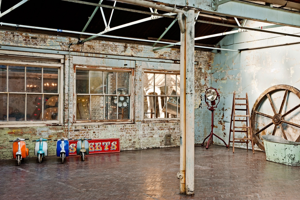 MC Motors London's Quirkiest Wedding Venues