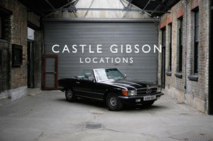 Location hire at Castle Gibson