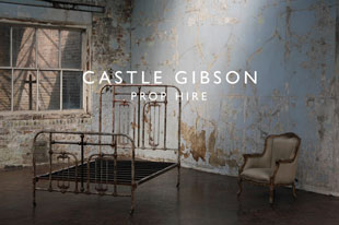 Prop hire at Castle Gibson