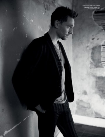 Tom Hiddleston by Jason Hetherington for Flaunt magazine #126-3